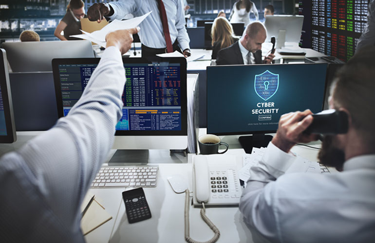 Cyber-Security Experts
