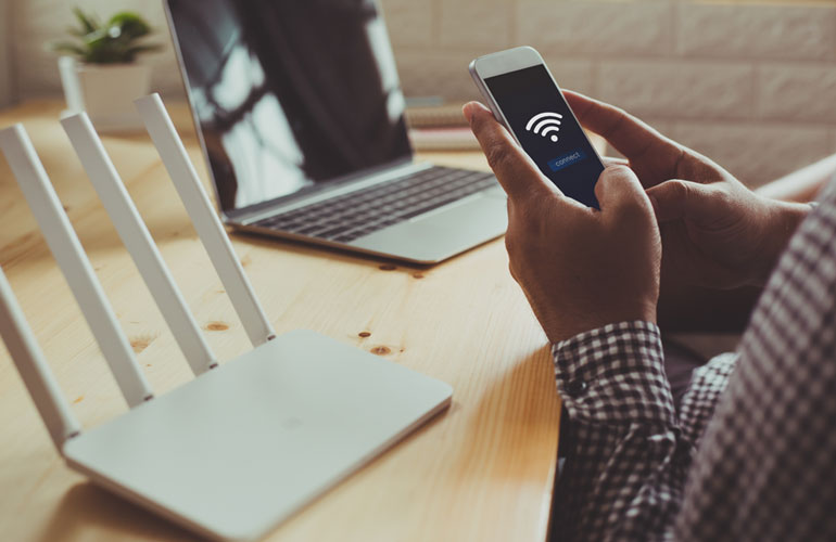 How to Set Up Wireless Internet