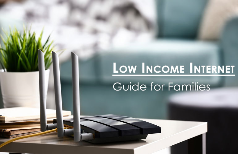 Low Income Internet