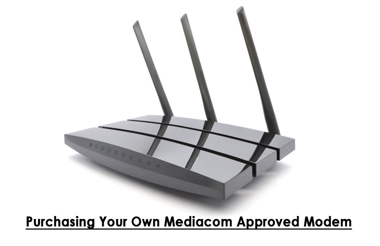 Mediacom Approved Modems