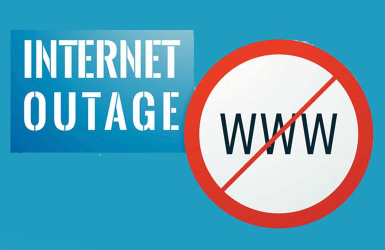 Spectrum Internet Outage
