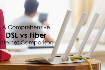 DSL vs Fiber Internet