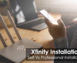 Xfinity Installation