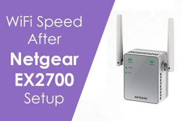 Netgear EX2700 Setup